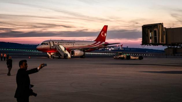 Turchia L'aeroporto che Erdogan vuole a tutti i costi