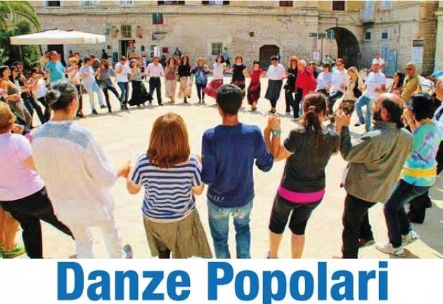 Milano Associazione La Conta Parte il 27 il corso di danze popolari tenuto da MARIO MEINI
