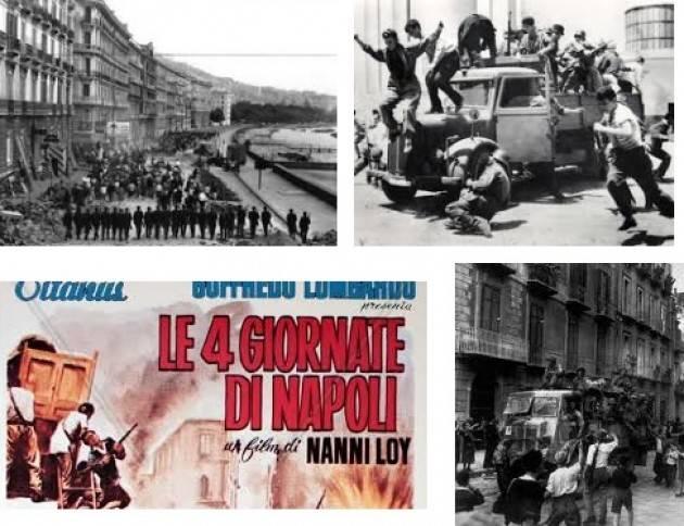 AccaddeOggi   #27settembre 1943  Hanno inizio le quattro giornate di Napoli