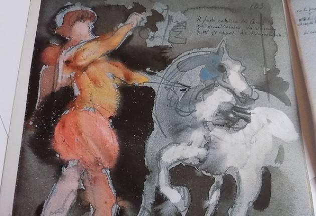 INAUGURAZIONE MOSTRA pittore Anselmo Bucci  FONDAZIONE CITTA' DI CREMONA - Venerdì 28 Settembre