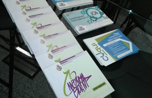 InformaGiovani Cremona Speciale Lavoro e Concorsi Proposte  del 25 settembre 2018