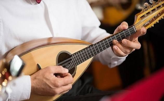 Cremona: concerto di mandolini dell'Hemiolia Trio