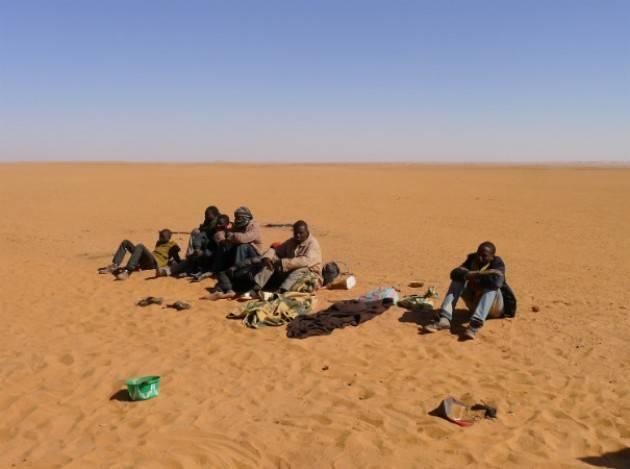 Pianeta Migranti. Sudan, la tratta continua di Bruna Sironi