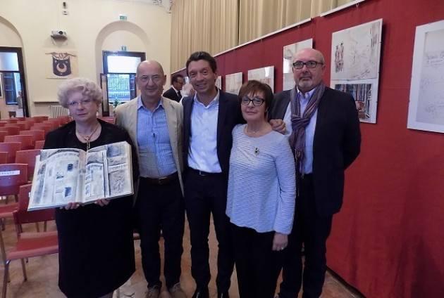 (Video) Un inno alla bellezza di Cremona  Inaugurata  la mostra dedicata all'artista Anselmo Bucci