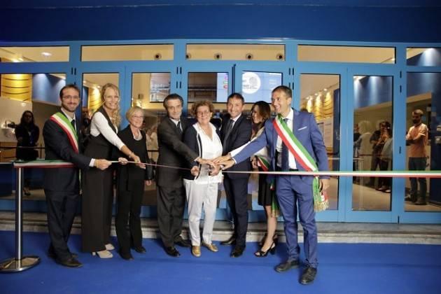 Milano IL FUTURO DEL SETTORE IDRICO NEL NUOVO CENTRO RICERCHE DI GRUPPO CAP AL PARCO IDROSCALO