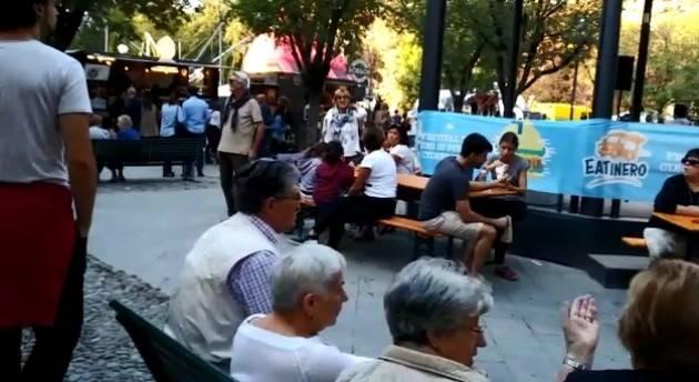 Oggi Domenica 30 settembre chiude Eatinero Cremona 2018  Festival del Cibo di Strada Itinerante (Video)