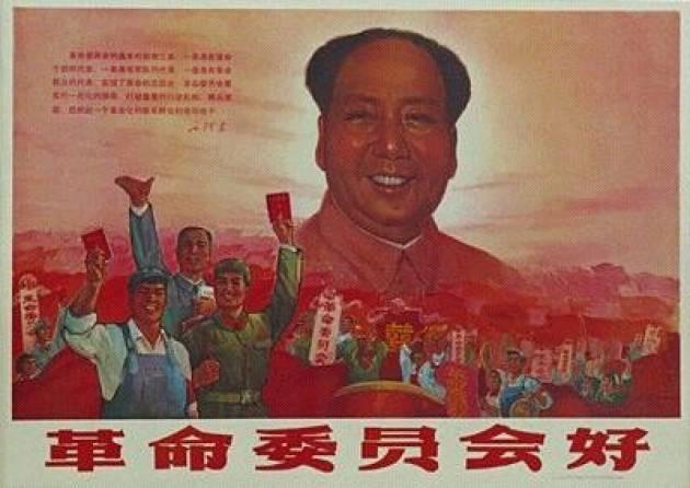 AccaddeOggi    #1ottobre 1949 - Mao Zedong dichiara la costituzione della Repubblica Popolare Cinese.