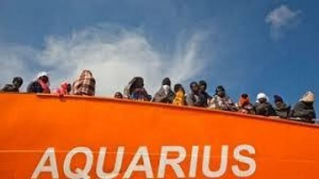Pianeta Migranti. Firma la petizione 'Salviamo Aquarius e il soccorso in mare'