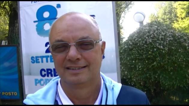 (Video) Maurillio Segalini Un successo i CAMPIONATI ITALIANI  DI VOGA IN PIEDI organizzati dalla Canottieri Bissolati