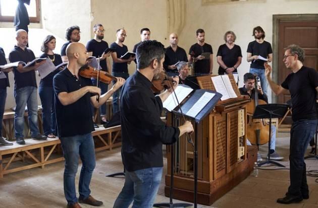 Festa Fondazione Città di Cremona Concerto 'Beatus vir' mercoledi 3 ottobre San Michele