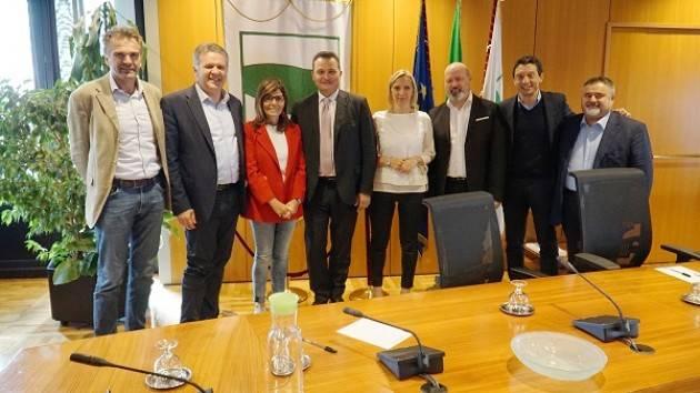 Infrastrutture: Cremona e Piacenza hanno incontrato le Regioni Al via un tavolo tecnico su treni e ponti
