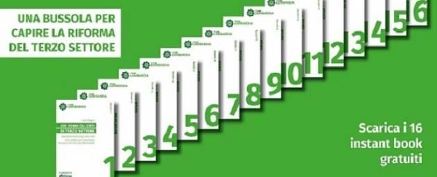 Fiscalità e donazioni: online i nuovi instant book sulla riforma del terzo settore