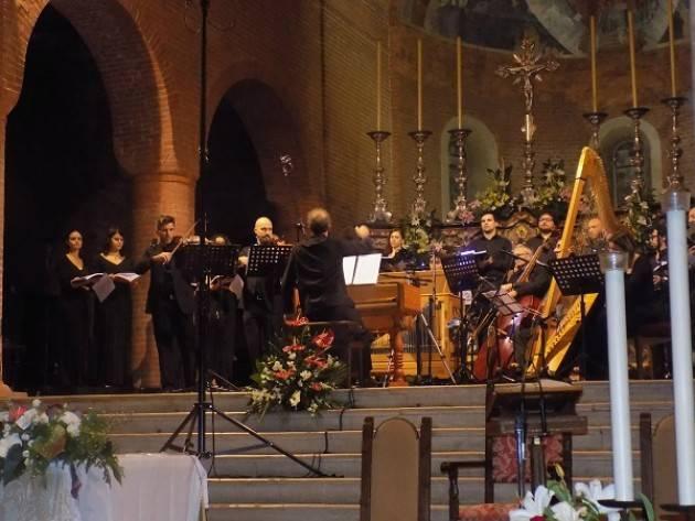 Resoconto Concerto 'Beatus Vir' del coro Costanzo Porta e Cremona Antiqua per Fondazione Città di Cremona