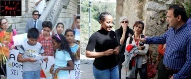 Cgil Immigrazione Sì al modello Riace, no al dl Salvini