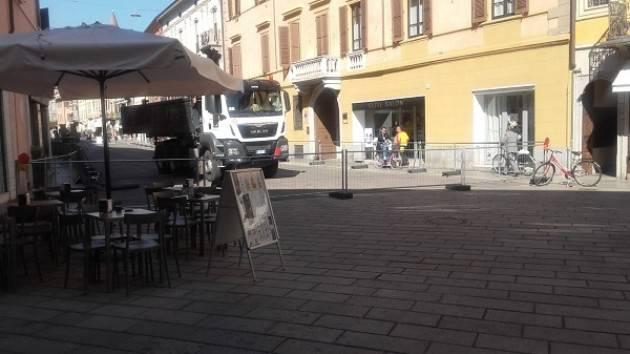 Cremona: riqualificazione di corso Garibaldi dal 4 ottobre il via al cantiere