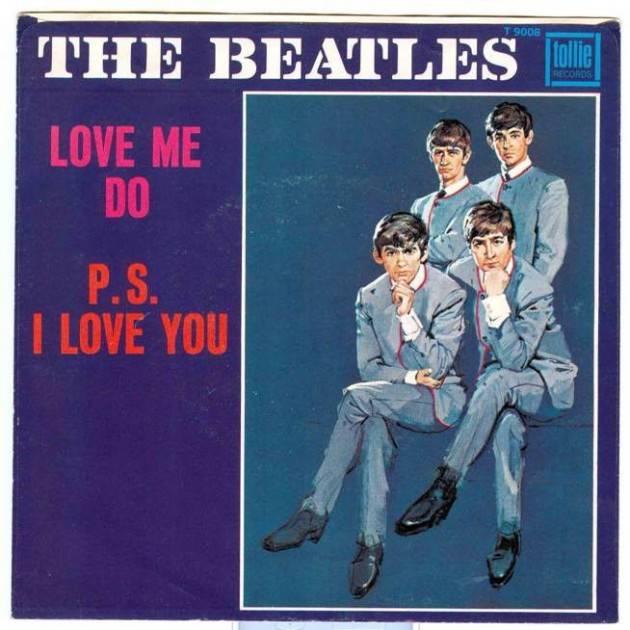 (Video) Accaddeoggi  #5ottobre 1962- Esce nel Regno Unito il primo singolo a 45 giri dei Beatles, Love Me Do
