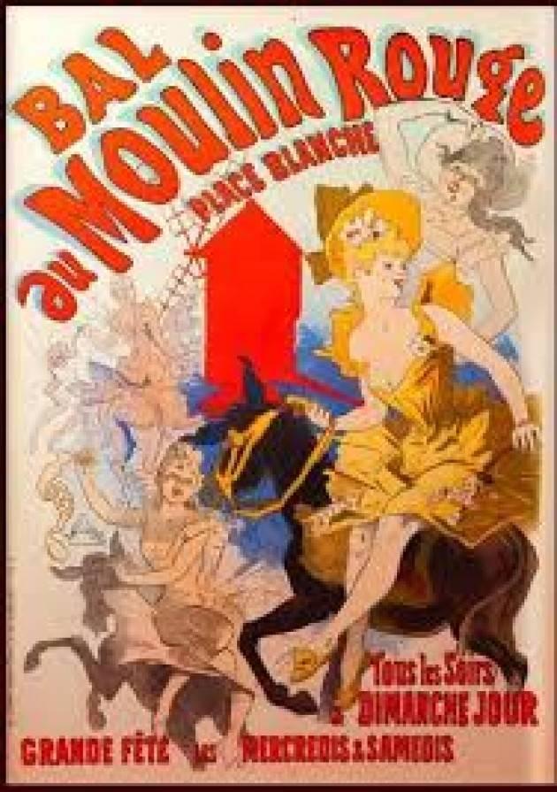 AccaddeOggi   #6ottobre 1889 – A Parigi apre i battenti il Moulin Rouge
