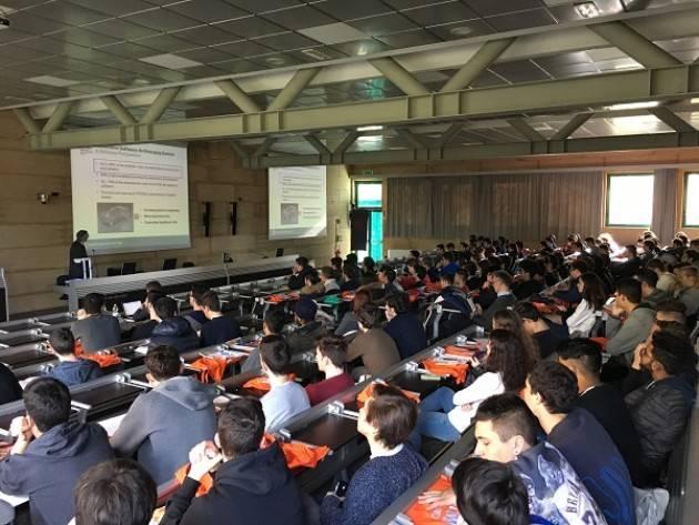Uni Politecnico di Milano - Campus di Cremona Corsi Brevi Giornata del 14 dicembre