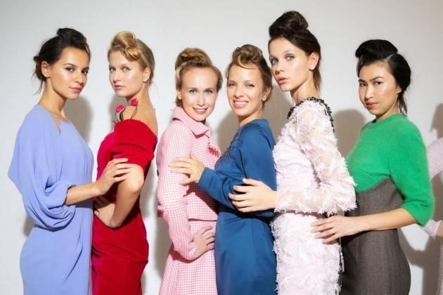 Milano Grande successo per la Maison moscovita Bailiss alla settimana della moda milanese Di  Fabrizio Imas - Christian Flammia