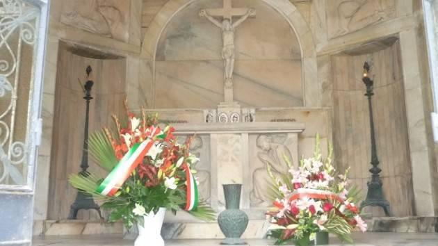 ANPC  Cremona  Commemora  i  F.LLI DI DIO ARDIMENTOSI GIOVANI CATTOLICI RESISTENTI Venerdì 12 ottobre