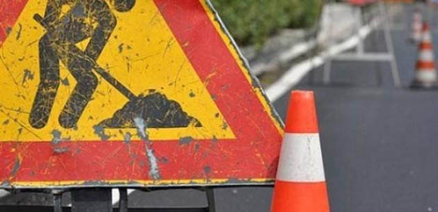 In territorio comunale di Robecco d'Oglio sospensione temporanea circolazione di un tratto della SP21