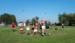 Cremona Rugby UNDER 14: domenica 7 ottobre PIACENZA RUGBY – LYONS PIACENZA2 79 – 10