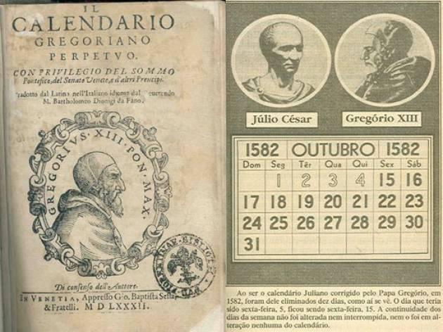 AccaddeOggi  #11ottobre 1582 – Questo giorno non esiste nel calendario gregoriano