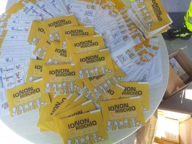 Casamaggiore, Soncino e Crema campagna nazionale  protezione civile 'Io non rischio' il 13 3 14 ottobre