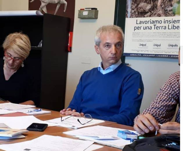 IX Congresso Fisac Cgil Cremona rieletto Segretario Generale Claudìo Sghia