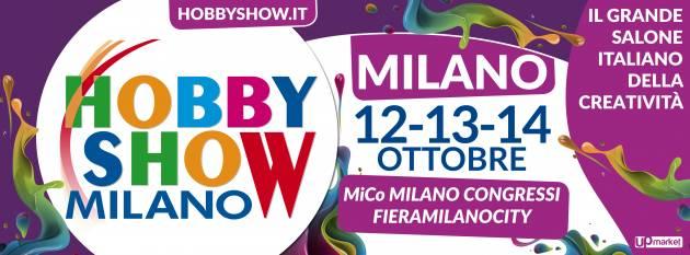 A Milano Dal 12 al 14 ottobre il grande salone della Creatività femminile