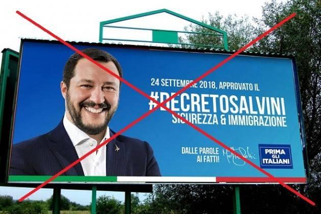 Immigrazione. Il decreto Salvini non va bene Firma la Petizione proposta  dall'Associazione Immigrati Cittadini di Cremona