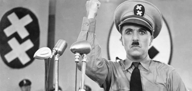 (Video) AccaddeOggi   #15ottobre 1940 – Esce nelle sale Il grande dittatore con Charlie Chaplin