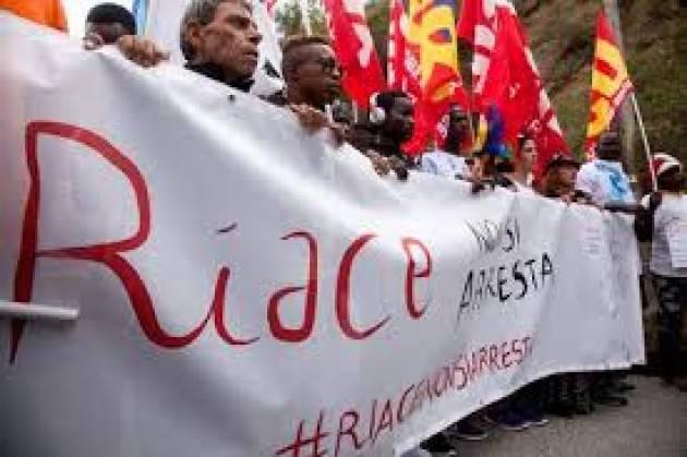 Pianeta Migrante. La politica dell'apartheid sul modello Riace.