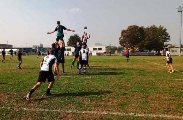 Cremona Rugby: gli impegni del weekend del 13 e 14 ottobre