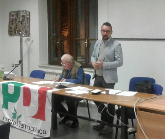 Cremona: si è svolta assemblea provinciale PD in vista del congresso