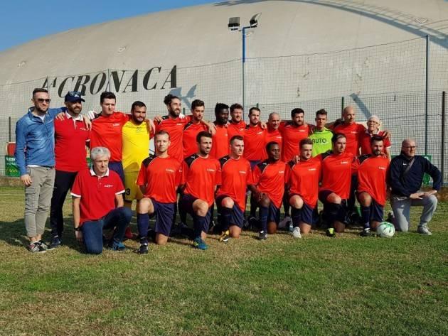 Uisp Casalmaggiore Calcio, la Supercoppa regionale 'Valteriano Chiari' alla Termoidraulica Massett