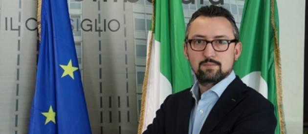 CONSORZI DI BONIFICA, MATTEO PILONI (PD): 'IL GOVERNO SI DIMENTICA DELLA LOMBARDIA, LA REGIONE COSA FA?'