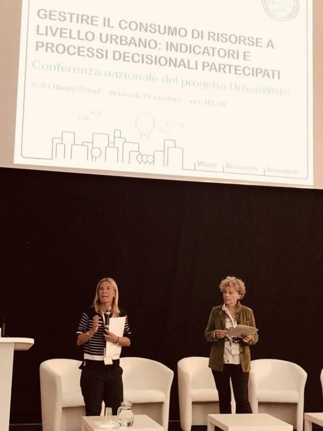 A Roma la Conferenza nazionale di UrbanWINS
