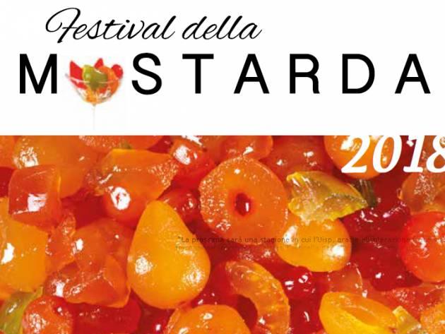 Cremona 20-21 ottobre 2018  Al via la  4a edizione del Festival della Mostarda