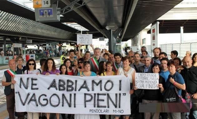 (Video) MARTEDì 23 OTTOBRE VOLANTINAGGIO DEL PD NELLE STAZIONI FERROVIARIE Appello di Matteo Piloni