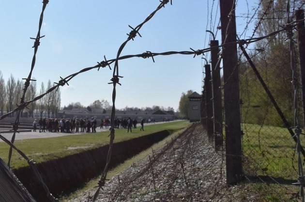Cremona Il 24 ottobre Teatro Monteverdi Proiezione reportage di Simone Bacchetta 'A Dachau, tra gli orrori nazisti'