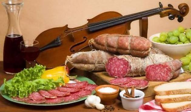 La RAI Unomattina  il 23 ottobre  a Cremona per presentare la Festa del Salame