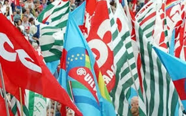 Cgil-Cisl-Uil Pronti alla mobilitazione  sulla Manovra del Governo di Lega-M5S