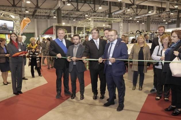 Cremona la 73esima edizione delle Fiere Zootecniche Internazionali è stata inaugurata.