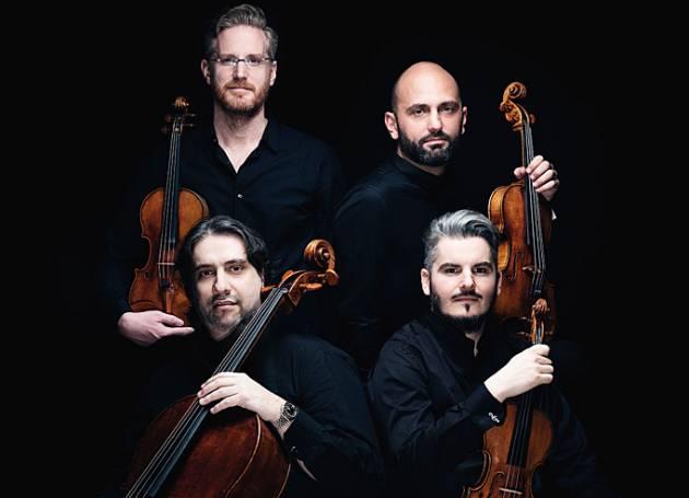 MDV Quartetto di Cremona in concerto con quattro Stradivari di Paganini il 27 ottobre
