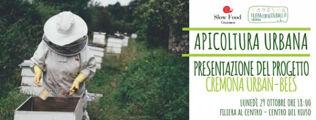 Apicoltura urbana: a Cremona lunedì 29 ottobre presentazione del progetto 'Urban Bees'