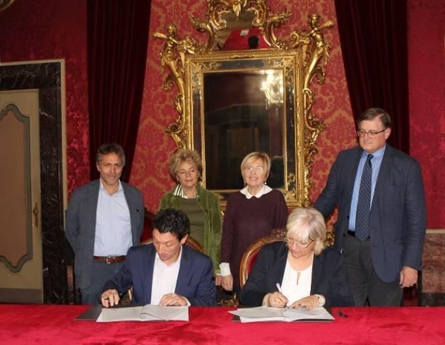 Intesa tra il Comune di Cremona e l'Oleificio Zucchi S.p.A