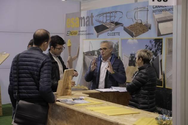 (Video) Immagini delle  Fiere zootecniche internazionali di Cremona  2018 e visita del ministro Centinaio
