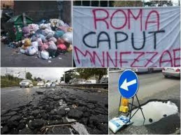 SPQR, Roma capitale della monnezza (Oscar Bartoli Washington)