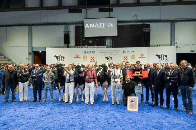 Cremona Risultati finali delle Mostre Zootecniche 2018